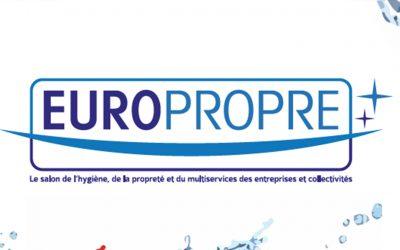 EUROPROPRE 2021 : Nous y serons !