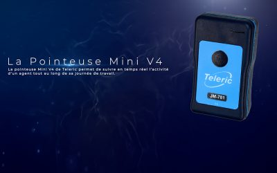 Solution Teleric : La pointeuse Mini v4