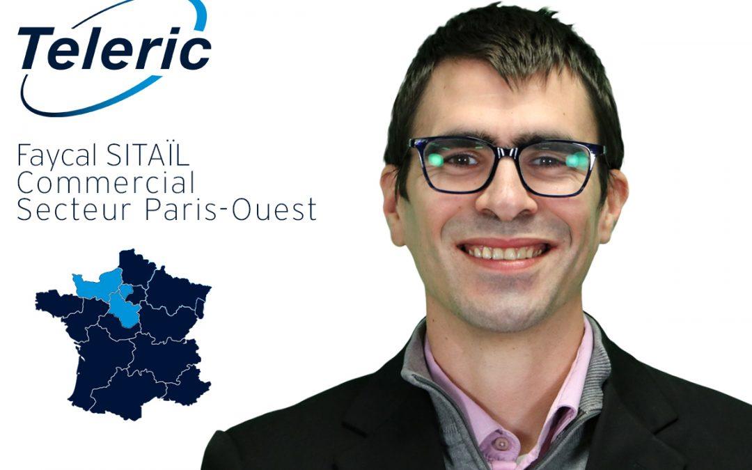 Recrutement : Un commercial pour Paris-Ouest