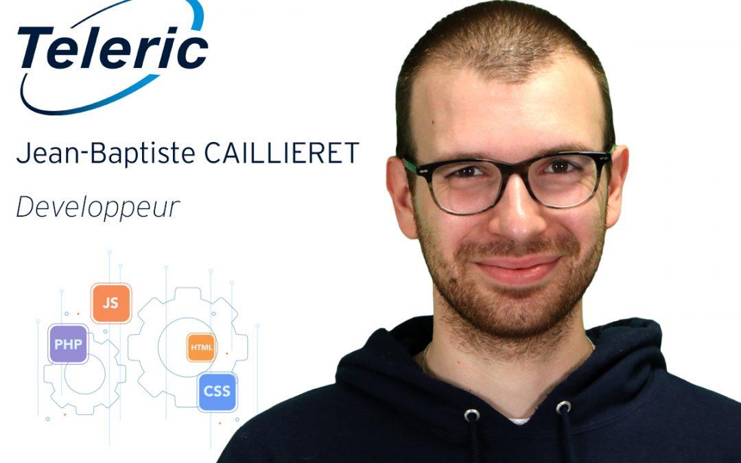 Recrutement : Un nouveau développeur dans l'équipe