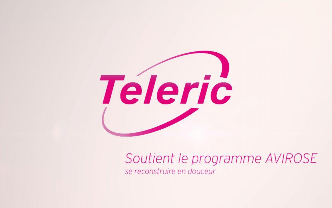 Octobre Rose : Teleric soutient le programme Avirose