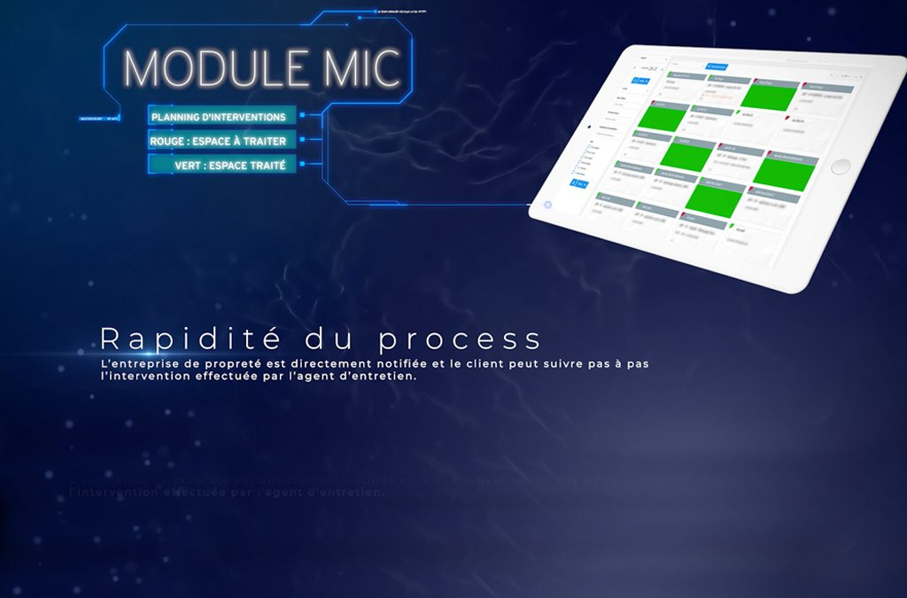 Solution Teleric : Module Intervention Client