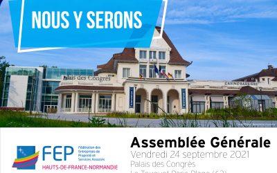 📌TELERIC PRÉSENT À l'AG FEP HAUTS-DE-FRANCE/NORMANDIE
