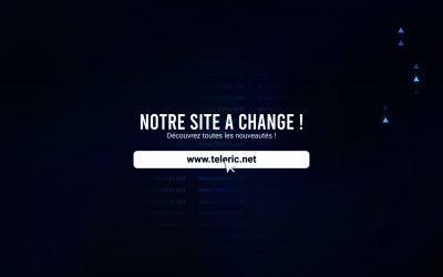 🚨 NOTRE SITE A CHANGÉ !